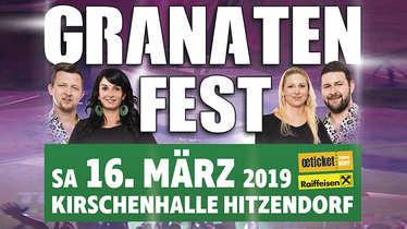 Granaten-Fest 2019 Kirschenhalle Hitzendorf