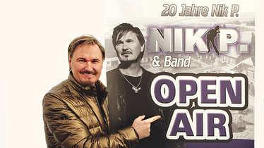 Nik P. Open Air Gut Aiderbichl