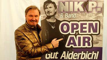 Nik P. Open Air