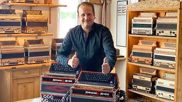 Rene Kogler, Strasser Harmonika
