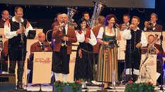 Ernst Huter und die Egerländer Musikanten, Saso Avsenik und seine Oberkrainer