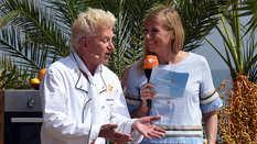 Fernsehgarten, Fuerteventura, Armin Rossmeier, Andrea Kiewel