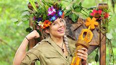 Jenny Frankhauser, Dschungelkönigin