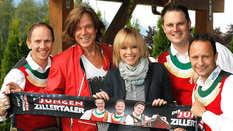 die jungen Zillertaler, Francine Jordi, Jürgen Drews