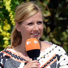 Andrea Kiewel, Fernsehgarten on tour