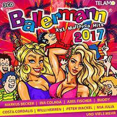 Ballermann 2017, XXL Mallorca Hits