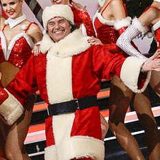 Carmen Nebel, Andy Borg, Weihnachtsmann
