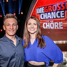 Andy Knoll, Kristina Inhof, die große Chance der Chöre
