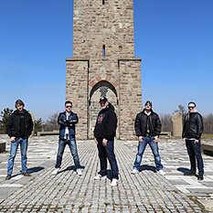 Dominik Ofner und Band