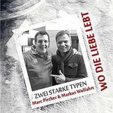 Marc Pircher, Alfons Haider