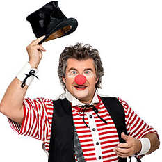 Andy Borg, Musikantenstadl, Clown