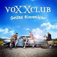 Voxxclub Geiles Himmelblau