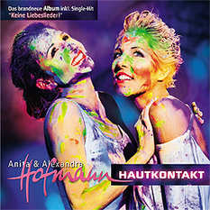Anita und Alexandra Hofmann, Hautkontakt