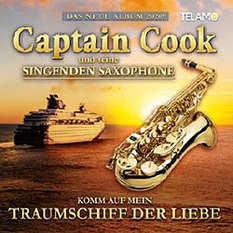 Captain Cook, Komm auf mein Traumschiff der Liebe