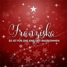 Franziska Weihnachtssingle