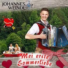 Johannes Weindl, Mei erste Sommerliebe
