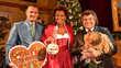 Weihnachten auf Gut Aiderbichl, Dieter Ehrengruber, Arabella Kiesbauer, Andy Borg