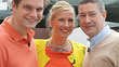 Andrea Kiewel, Joachim Llambi, Lutz von der Horst