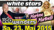 Pfingstgala Niklasdorf, Marlena Martinelli, Udo Wenders, White Stars