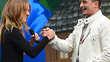 Celine Dion, Andreas Gabalier, Wetten dass