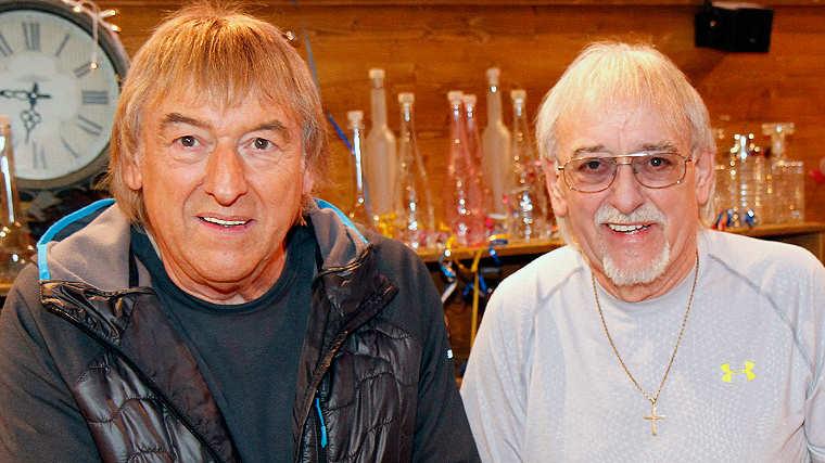 Amigos, Bernd und Karl-Heinz Ulrich
