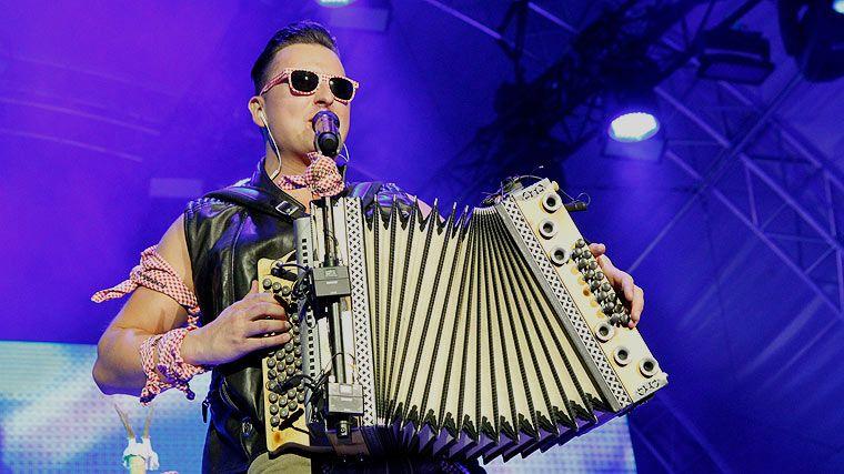 Andreas Gabalier MTV unplugged