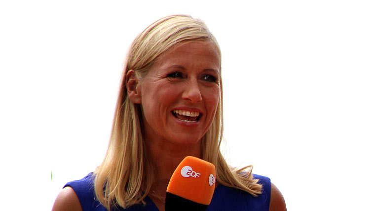 ZDF Fernsehgarten, Andrea Kiewel
