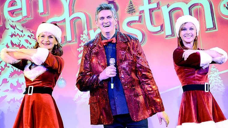Silvio Samoni, Schlager-Weihnacht