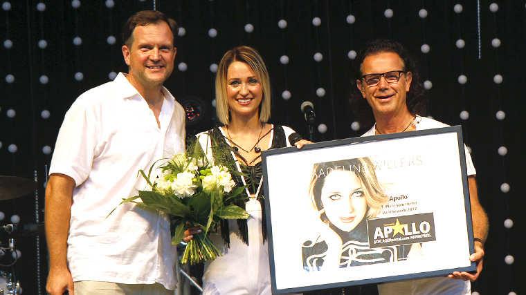 Madeline Willers, Gernot Haberfellner SCHLAGERportal, Franz Griesbacher - die Paldauer