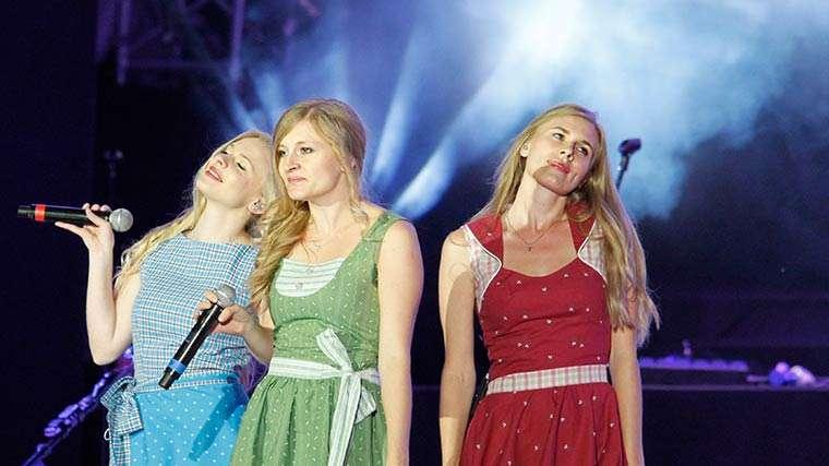 Gewinnspiel Poxrucker Sisters - In olle Foarbn