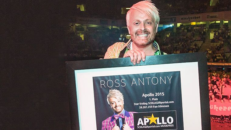 Ross Antony Apollo