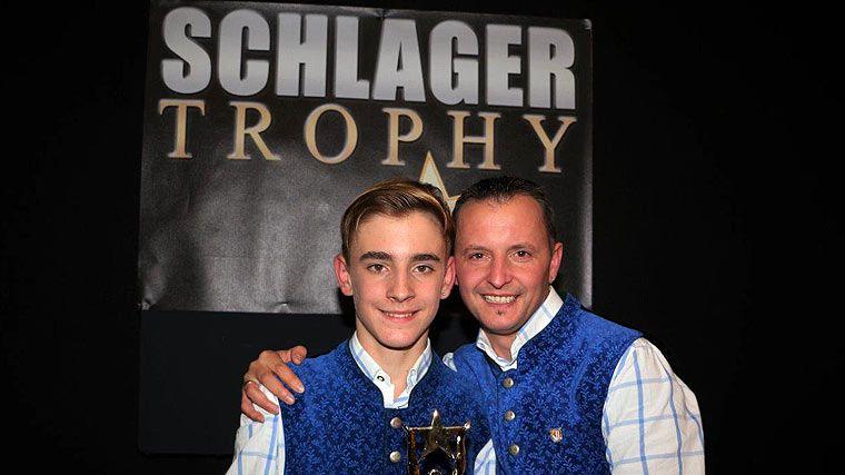 Schlager Trophy Stefan Lucca & Lukas