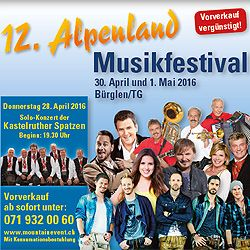 Alpenland Musikfestival