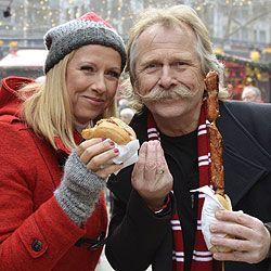 Andrea Kiewel, Henning Krautmacher