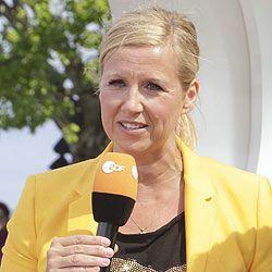 Andrea Kiewel, ZDF-Fernsehgarten