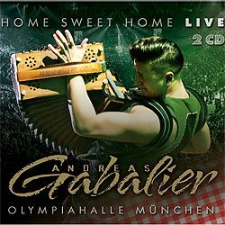"Andreas Gabalier: ""Home Sweet Home - Live"""