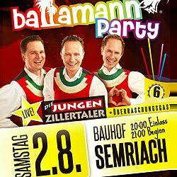 Ballamann Party Semriach