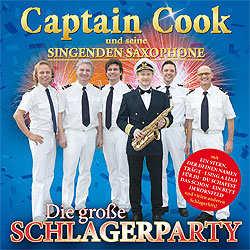 Captian Cook und seine sigenden Saxophone, Die grosse Schlagerparty
