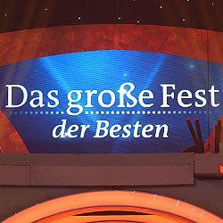 Das große Fest der Besten, Florian Silbereisen