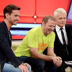 Florian Silbereisen, Mario Barth, Guido Cantz