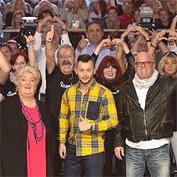 Herz von Österreich, Lukas Plöchl, Stefanie Werger, DJ Ötzi