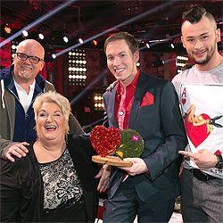 Herz von Österreich, DJ Ötzi, Stefanie Werger, Lukas Plöchl, David Blabensteiner