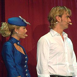 Helene Fischer, Florian Silbereisen
