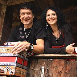 Herzblatt, Renate und Uli Lambacher