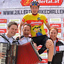 die jungen Zillertaler, Markus Kaufmann
