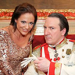 Michelle, Kaiser Robert Heinrich I.
