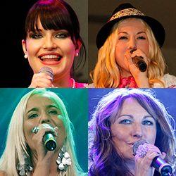 Musikmesse Graz, Anna Hirschmann, Selina Bübl, Marlena Martinelli, Christa Fartek