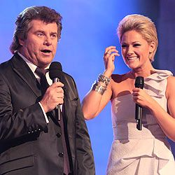 Andy Borg, Helene Fischer