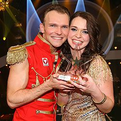 Roxanne Rapp, Vadim Garbuzov, Dancing Stars