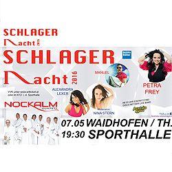 Schlagernacht Waidhofen/Thayer